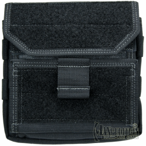 Maxpedition Monkey Combat Admin Pouch Pouch in Black - 9811B