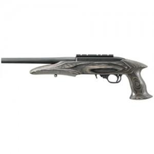"Ruger Charger .22 Long Rifle 10+1 10"" Pistol in Matte Black - 4901"