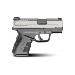 "Springfield XD Mod 2 .40 S&W 9+1 3"" Pistol in Fired Case/Duo-Tone - XDG9822SP"
