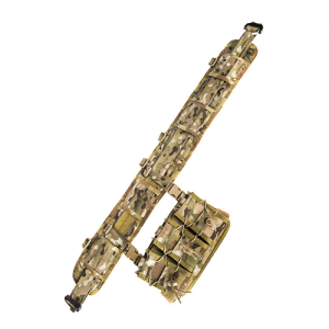 Sure Grip Padded Belt Slotted Color: MultiCam Size: Small