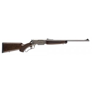 "Browning BLR White Gold Medallion .243 Winchester 4-Round 20"" Lever Action Rifle in Stainless - 34017111"