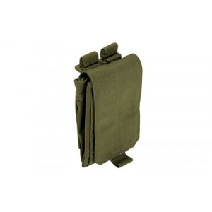 5.11 Tactical Tactical Large Drop Pouch Dump Pouch in OD Green Soft - 58703