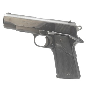"Colt Commander .45 ACP 8+1 4.25"" 1911 in Blued (Combat) - 70BS70615"