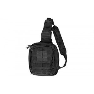 5.11 Tactical Rush MOAB 6 Waterproof Sling Backpack in Black - 56963
