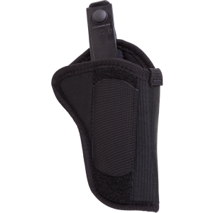 Blackhawk 40HT36BKR Hip Holster w/Thumb Break RH Size 36 Black Nylon - 40HT36BKR