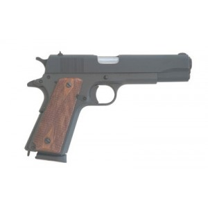 "Cimarron 1911-A1 .45 ACP 8+1 5"" 1911 in Blued - 1911P"