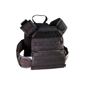 HSG MPC Modular Plate Carrier Bravo Color: Black Size: MD / XL