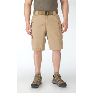 5.11 Tactical Pro Men's Training Shorts in Coyote - 36