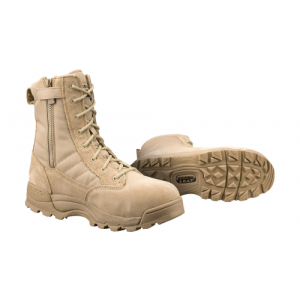Classic 9  Composite Side Zip  CLASSIS 9IN SAFETY TOE SIDE ZIP SIZE 8.5 TAN