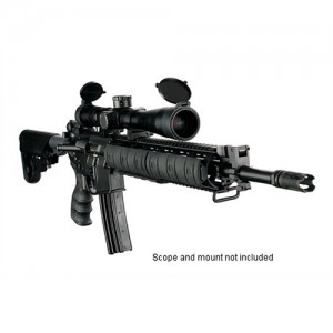 """DPMS Panther Arms MK12 .223 Remington/5.56 NATO 30-Round 18"""" Semi-Automatic Rifle in Black - RFA3M12"""