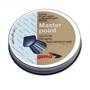 Gamo .177 Caliber Master Point Soft Point Pellets/250 Count 632063454