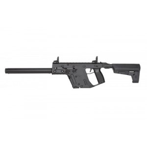"Kriss VECTOR CRB 10mm Gen II 15-Round 16"" Semi-Automatic Rifle in Black - KV10-CBL20"