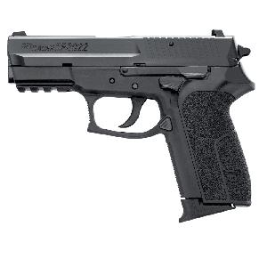 "Sig Sauer SP2022 Full Size 9mm 15+1 3.9"" Pistol in Black Nitron (Threaded Barrel) - E2022BSSTB"