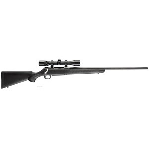 "Thompson Center Venture Standard 7mm-08 Remington 3-Round 22"" Bolt Action Rifle in Black - 5588"