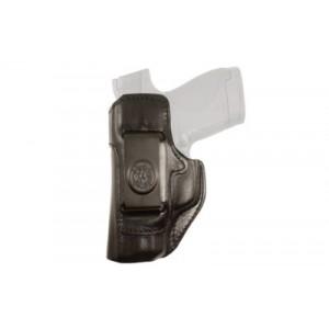 Desantis Gunhide 127 Inside Heat Left-Hand IWB Holster for Glock 19, 23 in Black - 127BBB6Z0