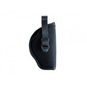 Blackhawk Hip Left-Hand Belt Holster for Small Autos in Black - 73NH05BK-L