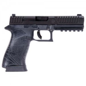 "Diamondback DB9FS 9mm 15+1 4.75"" Pistol in Black - DB9FSVPKG"