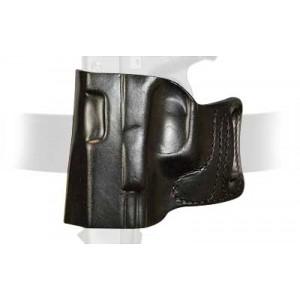 Desantis Gunhide 115 E-Gat Slide Left-Hand Belt Holster for Glock 17, 19, 22, 23, 36 in Black - 115BBB2Z0