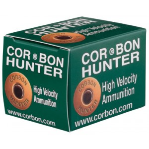 Corbon Ammunition .454 Casull Bonded Core Flat Point, 285 Grain (20 Rounds) - HT454285BC