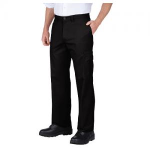 Dickies Industrial Cargo Men's Uniform Pants in Black - 42 x 30