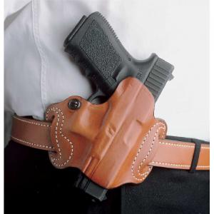 Mini Slide Holster Color: Tan Gun: Colt Pocket 9 Hand: Right - 086TAK9Z0