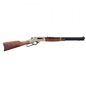 "Henry Repeating Arms H009 Steel Frame .30-30 Winchester 5-Round 20"" Lever Action Rifle in Blued - H009B"