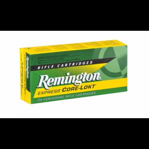 Remington 7mm STW Magnum Core-Lokt Pointed Soft Point, 140 Grain (20 Rounds) - R7MSTW1