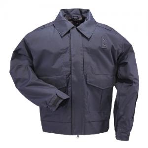 5.11 Tactical 4-in-1 Patrol Men's Full Zip Jacket in Dark Navy - Large