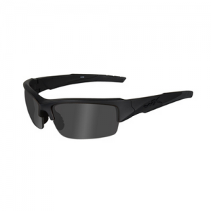 WX-Valor Glasses Lens Package: Black Ops Lens: Smoke Grey Frame: Matte Black