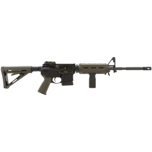 "Colt LE6920 .223 Remington/5.56 NATO 9-Round 16.1"" Semi-Automatic Rifle in OD Green - LE6920CMP-OD"