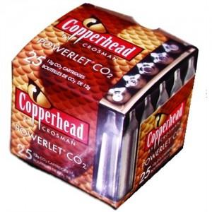 Crosman 25 Pack CO2 Cartridges 2311
