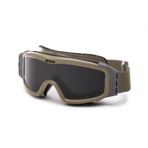 Profile NVG Desert Tan - Goggle includes SpeedSleeve, carrying case, 2.8mm Clear & Smoke Gray lenses