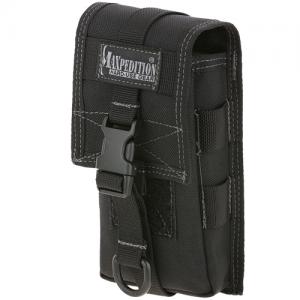 Maxpedition Tri-Carry-2 Waterproof Waist Bag in Black 1000D Nylon - PT1028B