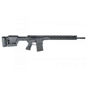 "Savage Msr 10, Semi-automatic, 308 Win, 20"", Black, Magpul Prs, Right Hand, Heavy Barrel, 10rd, Adjustable Gas Block, Direct Impingement, Side Charge 22904"