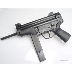 "LUSA SP89 9mm 30+1 6.5"" Pistol in Black - 512"