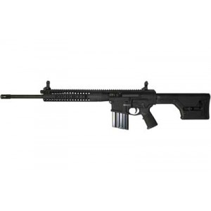 "LWRC REPR .308 Winchester/7.62 NATO 20-Round 20"" Semi-Automatic Rifle in Black - REPRR7B20"
