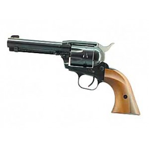 """EAA Bounty Hunter .22 Long Rifle/.22 Winchester Magnum 8-Shot 4.75"""" Revolver in Blued - 771120"""