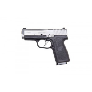 """Kahr Arms P40 .40 S&W 6+1 3.5"""" Pistol in Matte Stainless - KP4043NA"""