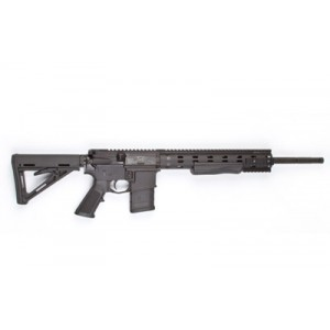 "Daniel Defense Ambush A11 .300 AAC Blackout 5-Round 16"" Semi-Automatic Rifle in Black - 02-110-19024"