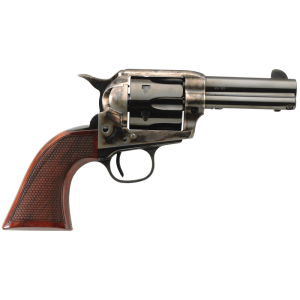 "Taylors & Co 1873 .45 Long Colt 6-Shot 3.5"" Revolver in Blued (Runnin Iron Deluxe) - 4201DE"