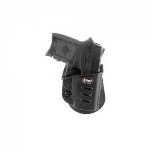Fobus USA Belt Right-Hand Belt Holster for Smith & Wesson M&P Bodyguard .380 in Black Polymer - SWBGBH