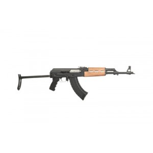 "Century Arms N-PAP 7.62X39 30-Round 16.3"" Semi-Automatic Rifle in Black - RI2174N"