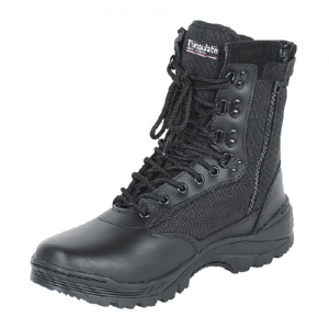 9  Tactical Boots Color: Black Size: 10.5 Wide