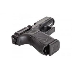 Techna Clip Belt Clip, Fits Glock 17/19/22/23/26/27/31/32/33, Ambidextrous, Black Finish Glock-brl - GLOCK-BRL