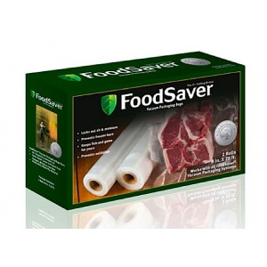 "Foodsaver/Jarden Comsumer Game Saver Heavy Duty Rolls Clear 8""x20 feet FSGSBF0526"