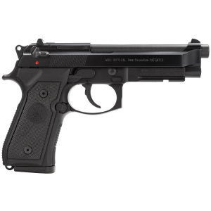 "Beretta 92 9mm 15+1 4.9"" Pistol in Black Aluminum Alloy - JS92M9A1M"