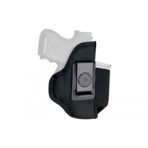 Desantis Gunhide Pro Stealth Inside The Pant Magazine Pouch in Black Nylon - N87BJT7Z0