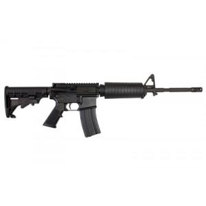 "Diamondback DB15E300B-CA .300 AAC Blackout 10-Round 16"" Semi-Automatic Rifle in Black - DB15E300B-CA"