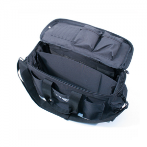 Blackhawk Police Equipment Bag Range Bag in Black 1000D Nylon - 20PE00BK