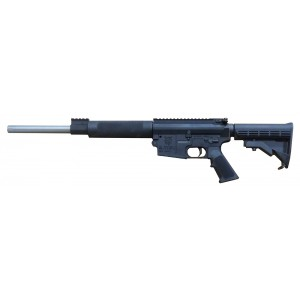 "Olympic Arms MPR 308 .308 Winchester 30-Round 16"" Semi-Automatic Rifle in Stainless Steel - MPR308-15C"